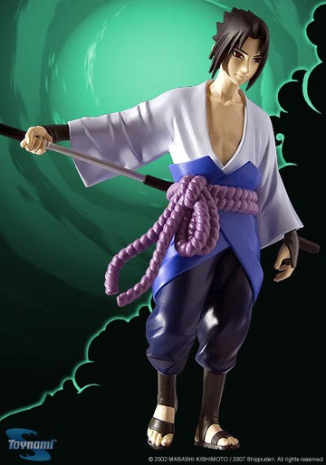 main photo of Naruto Shippuuden PVC Figure Series: Uchiha Sasuke