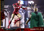 photo of Movie Masterpiece Diecast Iron Man Mark VI