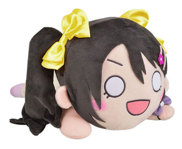main photo of Love Live! School Idol Festival Jumbo Nesoberi Plush Nico Yazawa