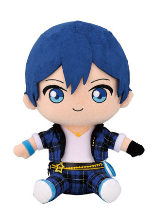 main photo of Ensemble Stars! Osuwari Plush vol.1 Hokuto Hidaka