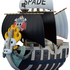 photo of  One Piece Grand Ship Collection Pirate Ship of Spade Pirates