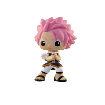 main photo of Mystery Minis The Best of Anime Series 1: Natsu Dragneel