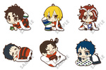 photo of ALL OUT!! Eformed Futonmushi Rubber Strap Vol.1: Sekizan Takuya