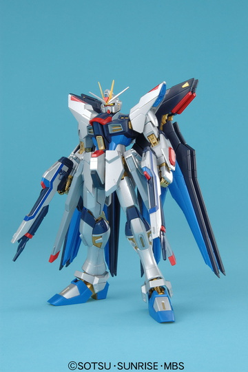 main photo of MG ZGMF-X20A Strike Freedom Gundam Extra Finish Ver.