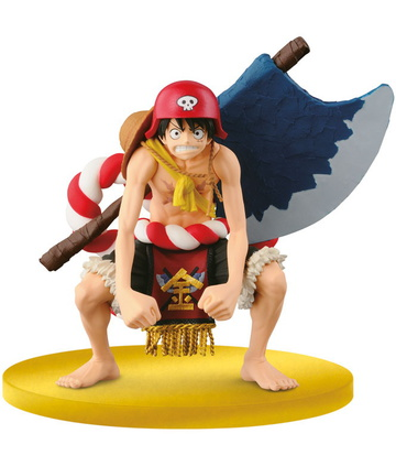 main photo of Figure Colosseum SCultures Zoukeiou Chojho Kessen V (Special) Monkey D. Luffy