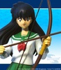 photo of Kagome with Bow and Arrow