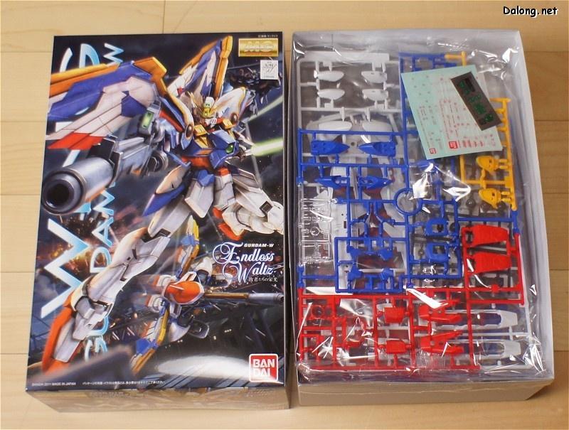 Mg Xxxg 01w Wing Gundam Ew Ver My Anime Shelf