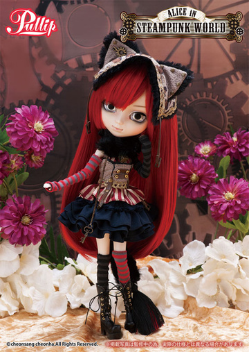 main photo of Pullip Cheshire Cat Alice In Steampunk World Ver.
