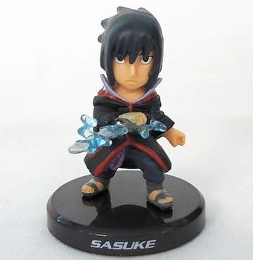main photo of Naruto Deformation Series 2: Uchiha Sasuke
