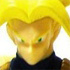 Dragon Ball Z Monuments figures: Future Trunks SSJ bust