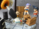 photo of GOKU KULILIN BULMA VS PIRATE ROBOT