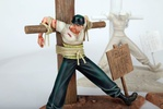 photo of Roronoa Zoro First Appearance Marine Base Ver.