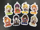 photo of Bungou Stray Dogs Mei Inu Tachi no Utage Acrylic Keychain: Kunikida Doppo Ver.