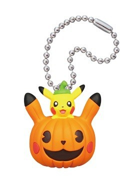 main photo of Halloween Pikachu Mascot: Pikachu E Ver.