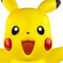 Pocket Monsters McDonald's Figure: Pikachu