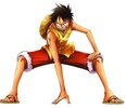 photo of Variable Action Heroes Monkey D. Luffy Past Blue Ver. Yellow