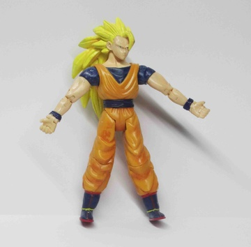 main photo of Giochi Preziosi DragonBall Z Action Figure: Son Gohan SSJ