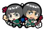 photo of NARUTO Shippuden Oshiego no Ore-tachi datte bayo! Rubber Mascot Buddy Colle: Rock Lee & Guy