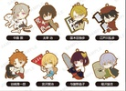 photo of Bungo Stray Dogs PitaColle Rubber Strap WHITE: Doppo Kunikida