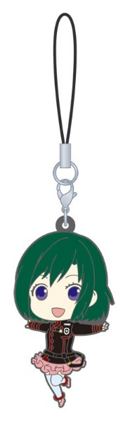 main photo of D.Gray-man HALLOW Rubber Strap: Lenalee Lee