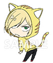 main photo of Yuri!!! on Ice Rubber Strap Set: Yuri Plisetsky
