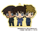 photo of Detective Conan ChokoKawa Twin Rubber Strap: High School Detective
