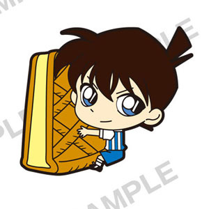 main photo of Detective Conan PitaColle Rubber Strap vol.2: Kudou Shinichi