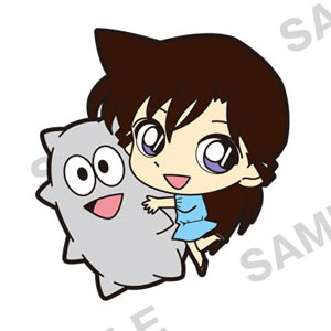 main photo of Detective Conan PitaColle Rubber Strap vol.2: Mouri Ran