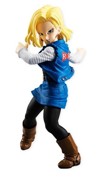 main photo of Dragon Ball STYLING Ju-hachi Gou (Android 18)