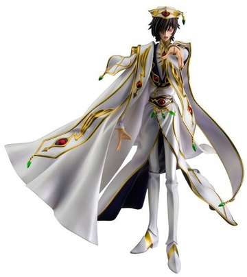 main photo of G.E.M. Series Lelouch Lamperouge Emperor Ver.
