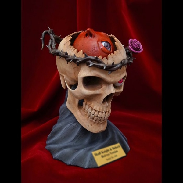 No 358 Berserk Skull Knight & Beherit 2014 Red Eye Ver  - My Anime Shelf