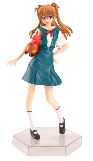 main photo of PM Figure Asuka Langley and Rody