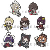 photo of Eformed Bungo Stray Dogs PajaChara Rubber Strap: Akiko Yosano