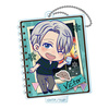 photo of Yuri on Ice Toji Colle Acrylic Keychain Vol.1: Victor Nikiforov