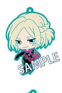 main photo of Yuri!!! on Ice Capsule Rubber Mascot: Yuri Plisetsky