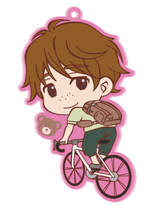main photo of Yuri on Ice Toji Colle Rubber Clip Badge Vol.1: Guang-Hong Ji