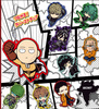 photo of One Punch Man Buralink Rubber Strap Collection: King