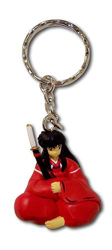 main photo of Inu Yasha Key Ring Chain Part 2: Inu Yasha Human ver.