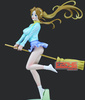 photo of Wizard Belldandy