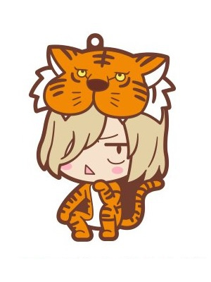 main photo of Yuri!!! on Ice ChokoKawa Rubber Strap: Yuri Plisetsky kigurumi ver.