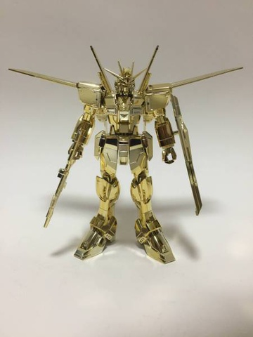 main photo of Collection Series ZGMF-X56S/α Force Impulse Gundam Gold-Plated Ver.