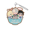 photo of Yuri!!! on Ice Rubber Strap RICH: YURI on KATSUDON!!!
