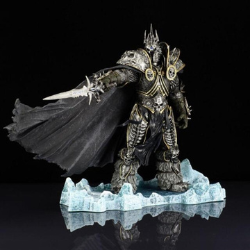 main photo of Deluxe Figures World of Warcraft The Lich King