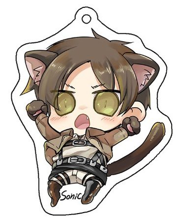 main photo of Eren Acrylic Keyholder