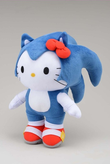 main photo of Sonic x Hello Kitty: Sonic the Hedgehog Cosplay