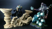 photo of High Set Crocodile Sand Dragon & Cyclone Accessories For P.O.P/Banpresto Figure