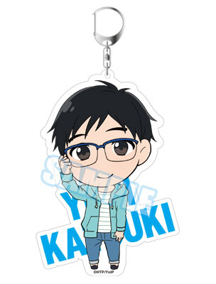 main photo of Yuri on Ice Acrylic Keychain vol.5: Yuri Katsuki