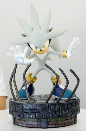 main photo of Silver the Hedgehog