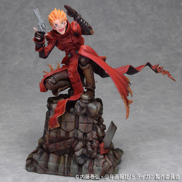 main photo of Vash The Stampede Hold-Up Ver.