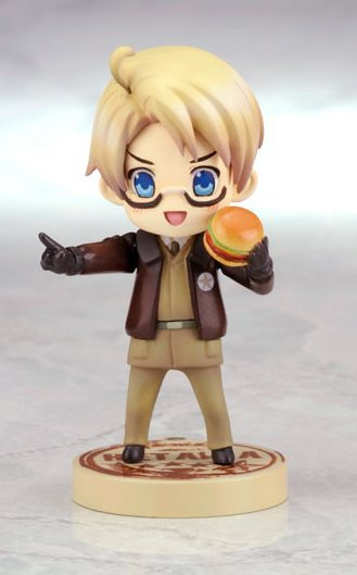 main photo of One Coin Grande Figure Collection Hetalia: America